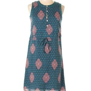 Lucky Brand Teal Dress